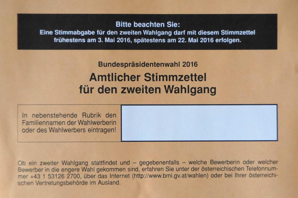 innenministerium österreich wahlen