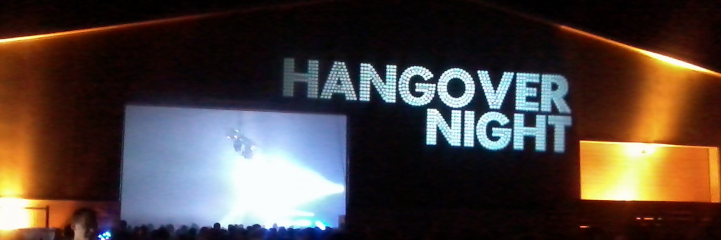 2017 07 29 Hangover Night