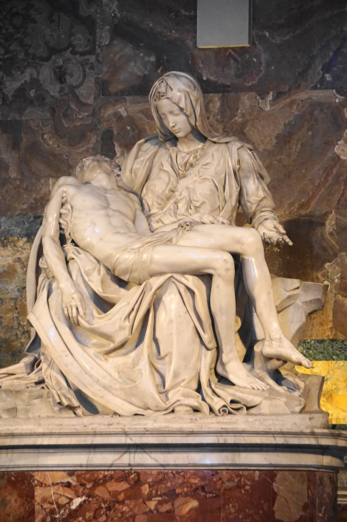 Michelangelo Pieta Petersdom